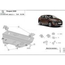 Peugeot 3008, 2012-2018 - Motorvédő lemez