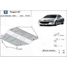 Peugeot 407, 2004-2018 - Motorvédő lemez