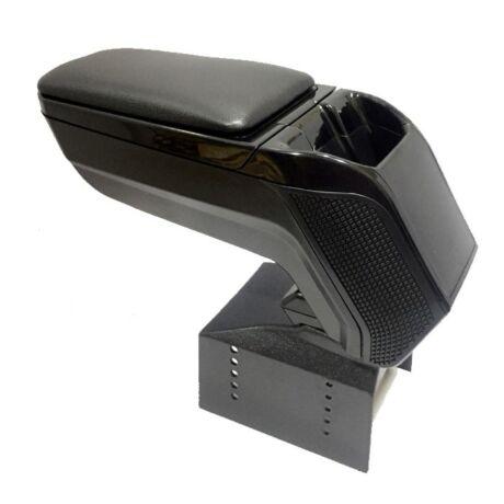 Univerzális gyári jellegű kartámasz telefontartós fekete